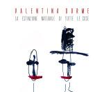 Valentina Dorme - La estinzione naturale di tutte le cose - COPERTINA HD-01