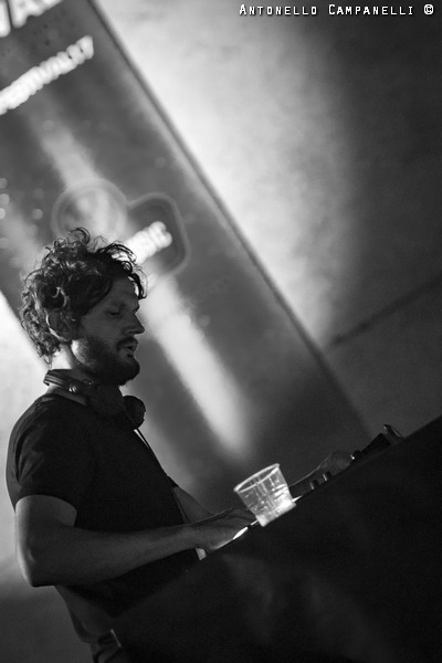 Apparat dj set