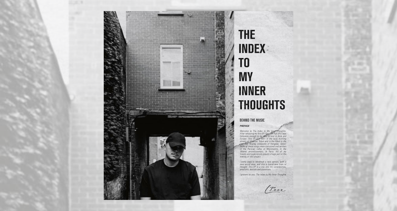 L. Teez - The Index To My Inner Thoughts EP - Rockambula